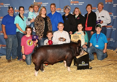 2016 Kyle Reserve Champion Berk Houston resized